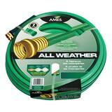 True Temper 5/8 in. X 50 Ft. Crushproof All Weather Medium Duty Hose In Green A4007800A
