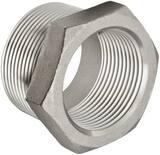 1-1/2 x 1/4 in. Threaded 150# 304L Stainless Steel Bushing IS4CTBJB