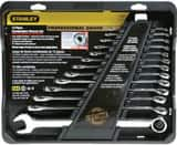 Stanley 13 Piece Combination Wrench Set STA87244