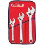 Stanley-Proto Proto® 3-Piece Adjustable Wrench Set PJ795