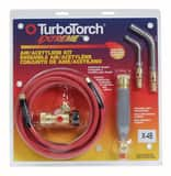 Victor Turbo Torch Extreme™ Acetylene Torch Kit With 5 & 14 Tips TX4B