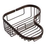 Ginger USA Splashables 16 in. Large Combination Corner Basket G504L