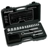 Blackhawk Hand Tools Blackhawk™ 1/2 in. Socket Set B1217MNB