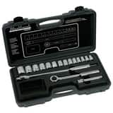 Blackhawk Hand Tools Blackhawk™ 1/2 in. Non-Impact Socket Set B1217S