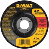 Dewalt 4-1/2 x 7/8 x 1/4 in. Grinding Wheel DDW8808