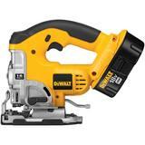 DEWALT Cordless Jig Saw Kit in Yellow DDC330K