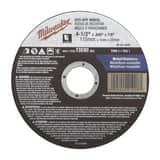 Milwaukee 4-1/2 x 0.045 x 7/8 in. Type 27 Aluminum Oxide Cutoff Wheel M49944505