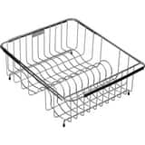 Elkay 12-7/16 x 15-7/16 in. Wavy Wire Bottom Grid Polished Stainless Steel ELKWERBSS