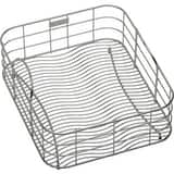 Elkay Rinse Basket in Polished Stainless Steel ELKWRB1316SS