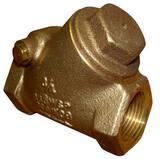 FNW® 1-1/4 in. Bronze NPT Check Valve FNW1241H at Pollardwater