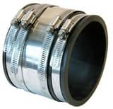 Fernco Cast Iron and Plastic Flexible Coupling F1056RC