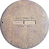 Neenah Foundry 37-13/32 in. Cast Iron Manhole Frame NR16612001