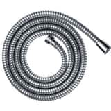 Axor 63 in. Metal Shower Hose in Polished Nickel AX28116830