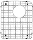 Blanco America Performa™ 15-1/4 x 12-3/4 in. Stainless Steel Sink Grid, Fits Diamond Double Left Bowl B221008