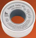 JB Products 1/2 in. x 520 ft. High Density PTFE Tape JTT41