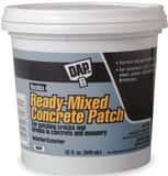 DAP 1 gal Ready Mixed Concrete Patch in Grey D31090