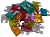 Zebra Instruments Plastic Fuse Assortment ZZFPAS