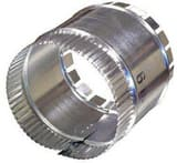 3 x 5/8 in. Metal Starting Collar in Round Duct SHMCS30MEX
