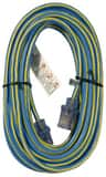 Raptor 14/3 Sjtw Extension Cord Lgtd Blue;Yellow RAP3140