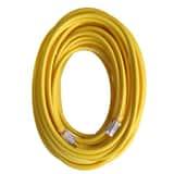 RAPTOR® 12/3 Gauge 100 ft. SJTW Heavy Duty Lighted Extension Cord in Yellow RAP31201