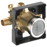 Brizo MultiChoice® Universal Modern Tub And Shower Valve Body Forged Brass DR60000UNWS