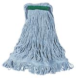 Rubbermaid Super Stitch® Heavy Duty Medium Wet Mop in Blue RFGD21206BL00