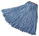 Rubbermaid Heavy Duty Premium PRO Blend Mop in Blue RFGF500BL00