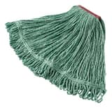 Rubbermaid Super Stitch® Heavy Duty Large Wet Mop in Green RFGD21306GR00