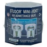 STUDOR® Studor® 1-1/2 - 2 in. 160 dfu PVC Air Vent in White I20301