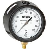 H.O. Trerice 4-1/2 x 1/4 in. 0-200 psi Glycerine Filled Pressure Gauge T450LFB4502LA130