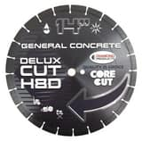 Diamond Products Core Cut™ Delux-Cut 1 in. Concrete Deluxe Cutting Blade D70499