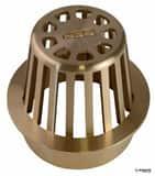 NDS Atrium Grate in Brass N90B