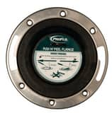 PROFLO® 4 x 3 Abs P-N-P Closet Flange With Stainless Steel Ring PF4134A