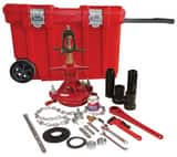 REED 4 - 48 in. Combination Drilling and Tapping Machine R09314 at Pollardwater