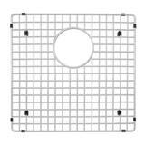 Blanco America Wave™ 16-7/16  x 15-7/16 in. Stainless Steel Sink Grid B223190