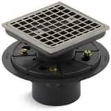 Kohler ClearFlo™ Square Shower Drain K9136