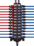 Viega North America ManaBloc® Plastic Compression Manifold V361