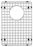 Blanco America Silgranite™ 14-1/2 x 10-3/4 in. Stainless Steel Sink Grid (Fit Precis 1-3/4 Right Bowl) B516366