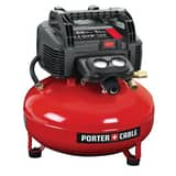 Porter Cable 8 hp Oil-Free Pancake Compressor PC2002