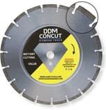 Concut Diamond Products 1 in. Segmented Concrete Blade CDMC2000S16