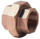 Merit Brass 125# Brass Union BRLF125U