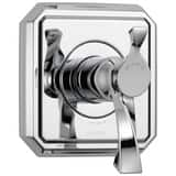 Brizo Virage® Thermostatic Valve Trim with Double Lever Handle DT60030