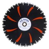 U.S.SAWS Dos Seggie 14 in. Diamond Circular Saw Blade UDXX14125