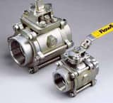 Flow-Tek Stainless Steel Full Port Socket Weld 1000# Ball Valve F723RRL