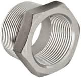 2 x 1/4 in. Threaded 150# 304L Stainless Steel Bushing IS4CTBKB
