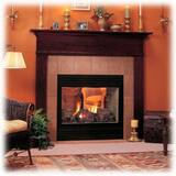 Monessen Hearth Systems 36 in. 37000 BTU Direct Vent Gas Fireplace MSTLDVPSC