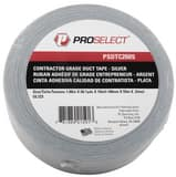 PROSELECT® 2 in. Duct Tape PSDTC260
