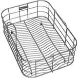 Elkay 14-1/4 x 10-1/8 in. Rinsing Basket Stainless Steel ELKWRB1216SS