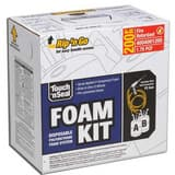 Convenience Products 12 x 12 x 1 in. 2-Component Fire Retardant Spray Foam Insulation Kit C4004001200