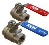 FNW 1/4 - 3/8 in. PTFE Valve Repair Kit FNW220AMRKBC